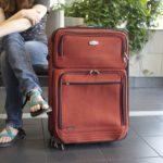 邪魔になるスーツケースの収納場所を考えてみましょう