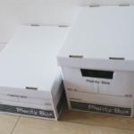 売り切れ続出!セリアの「Plenty Box」