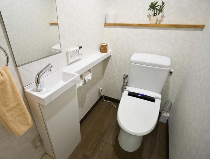 トイレの臭いの発生源と対策