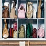 バッグ・鞄の収納方法