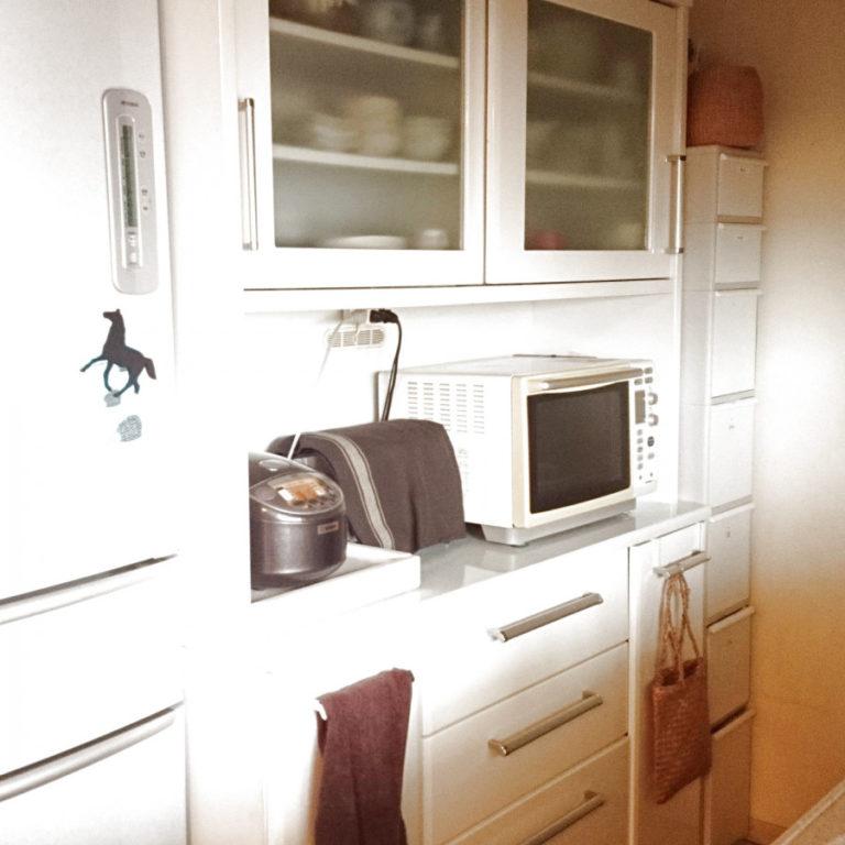 使いやすいキッチン収納