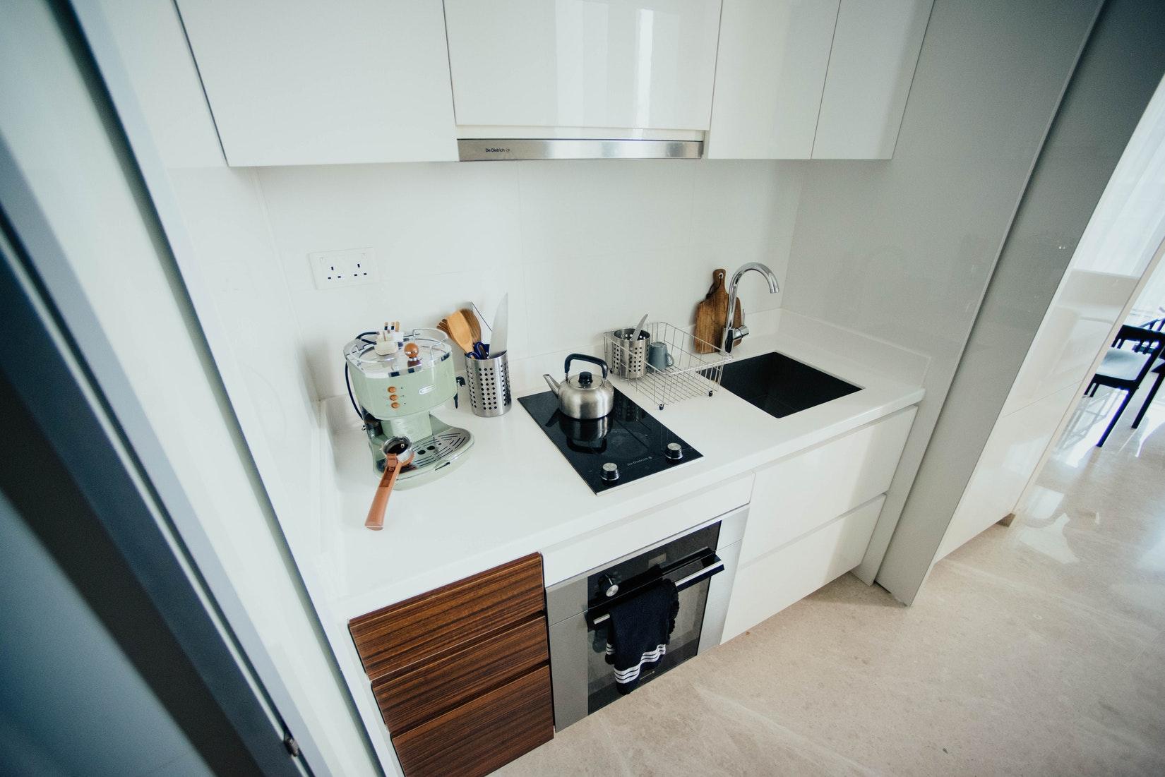 こうすると使いやすい!キッチン下の基本的な収納方法